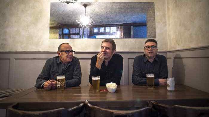 Foto de Hendrik Röver & Los Míticos GTs