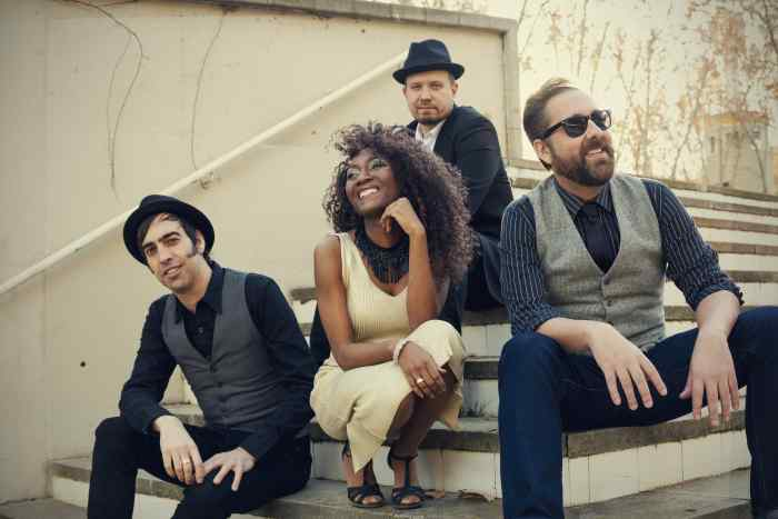 foto de Koko-Jean & The Tonics - Hairwhip